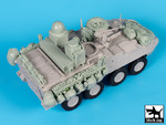 1\35 US Stryker WINT-T C with equip.accessories set