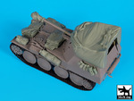 1\35 Marder III with canvas accessories set