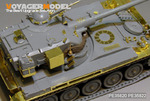 Modern French AMX-13/75 light tank basic( smoke discharger, Atenna base Include)(TAKOM 2036)