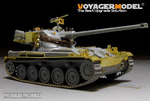 Modern French AMX-13/75 light tank Fenders (TAKOM 2036 2038)