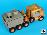 1/35 M 1070 Gun truck conversion set