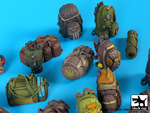 1/35 Civilian backpacks accessories set