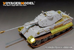 WWII German King Tiger (Porsche Turret)(HOBBYBOSS 84530)